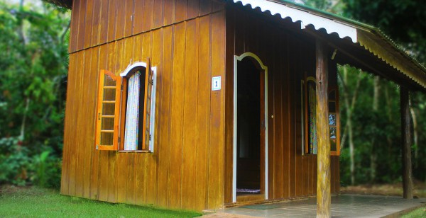 Cacoal Selva Park - Hospedagem Cabana