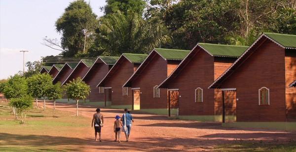 Cacoal Selva Park - Hospedagem Cabana Família