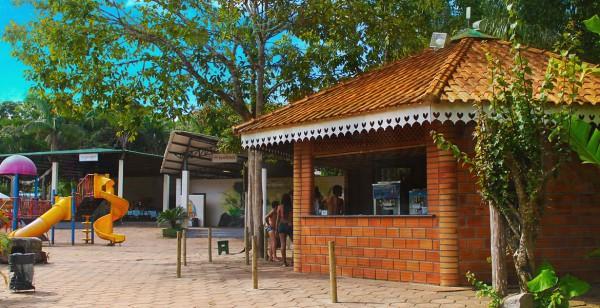 Cacoal Selva Park - Sorveterias