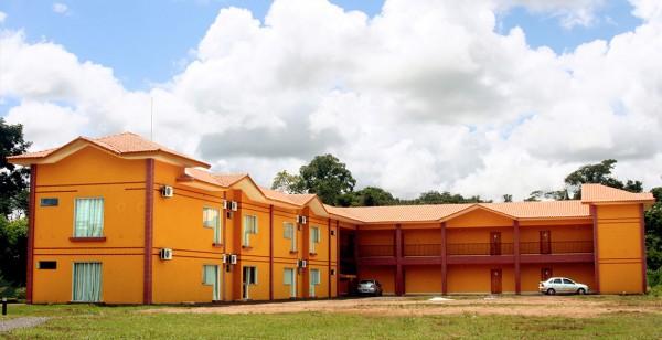 Cacoal Selva Park - Hospedagem Apartamento Urutau