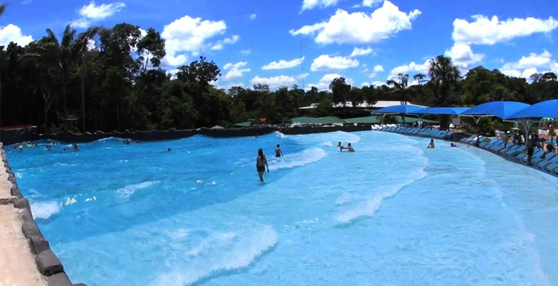 Cacoal acqua park piscina de ondas - Piscina onda ...